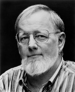 1988 Winner<br>Donald Barthelme