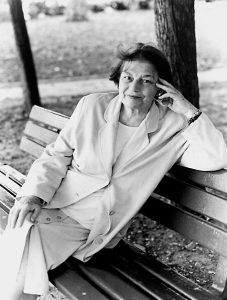 2002 Rea Award Winner Mavis Gallant